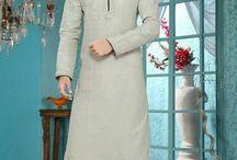 Linen Kurta Pajama for Men