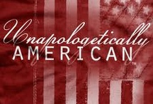American Born / I may love all things British, but at heart, I am wholly American... :) / by Tory Sherrill