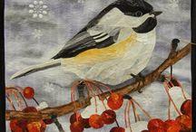 Quilt birds