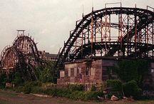 My Alltime Favorites / The Original Thunderbolt Rollercoaster Coney Island, Brooklyn NY 1925-2000 / by Yvonne Woodard