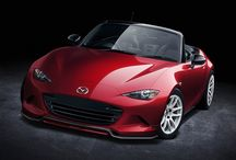 MX-5 MAZDA ROADSTER [ND5RC] KENSTYLE BODYKIT & STEERING / マツダロードスター / MX-5 MAZDA ROADSTER KENSTYLE BODYKIT