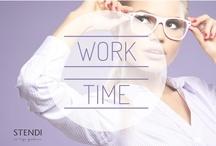 Work Time / Work style inspo #Stendi