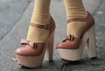 I dream in Shoes