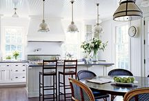 Kitchens / Awesome Kitchens / by Posh Momma
