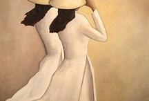 femme dessin