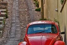 VW Beetles & Busses