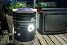 Marijuana Space Buckets / Learn about an innovative new way to start growing in tiny spaces for under $100