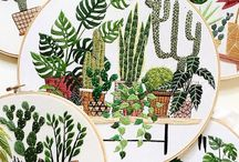 Embroidery / Lovely handmade