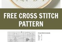 Cross Stitch Pattens