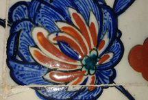 Çini motifler