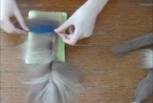 Making feathers