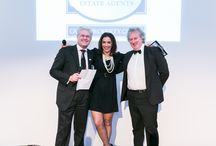 Telegraph GPEA Gala Dinner & Award Ceremony #GuildConference2016 / GPEA Gala Dinner & Award Ceremony sponsored by the Telegraph, with hosts Marcus Whewell and celebrity presenter Melissa Porter