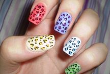 Colorful Nails......
