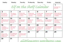 Elf On The Shelf Ideas / by Jennifer White Billings