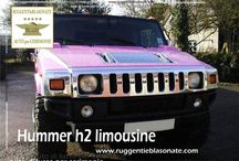 HUMMER LIMOUSINE WEDDING & PARTY