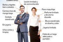 Entrevista de trabajo / Vestirse adecuadamente para una entrevista es fundamental, pues es la primera impresión que se lleva el empleador de tu persona. Aquí encontrarás algunas combinaciones adecuadas y consejos para tener una entrevista de trabajo exitosa.