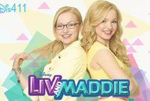 Liv and Maddie / Liv and Maddie szereplőiről szól!