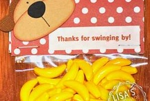 monkey baby shower / by Jessica Brown