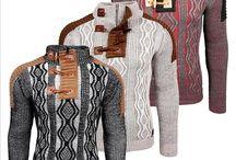 Gebreide truien voor mannen / Italiaanse herenmode bestel je online bij Italian Style!