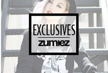Zumiez Exclusives / Product you'll only find at Zumiez! / by Zumiez