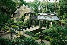A planned garden
