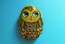 Birds / Indian Owl