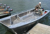 Accessible boats