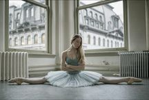 Ballerina Project - Isabella Boylston / Here is a collection of images as we document principal ballerina Isabella Boylston in her day to day life. In this showcase follow Isabella as she does the demanding work it takes to be a world renowned ballerina.