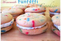 Cookies!! / by Danielle Beamesderfer