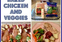 Recipes / by Becca Kisling