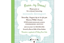 Baby showers / by Karen Ohlson
