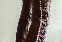 leather pants and chaps