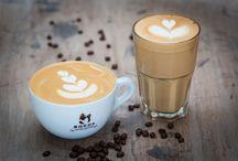 Yoghurt Barn | Coffee & Tea / We know coffee & tea, but love yoghurt!