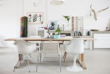 Dinning Room / Dinning Room Decor and Inspiration / by Cassie Poe