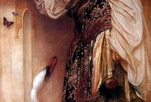 A: Leighton / The art of Frederick Leighton / by Yvonne Hord