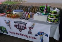 Rescue Bots Birthday / by Michelle Moon