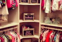 Jarek's Closet ideas