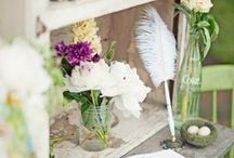 Marry me / I love the vintage, simple elegance.  / by Carrie Crawford