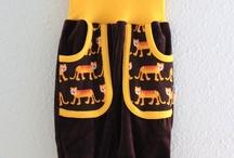 Sy børnetøj bukser/shorts