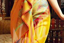 sarees draping