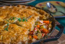 Savory Pie - Recipes