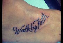 Tattoo Me! / by Alyson Ferguson