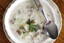 Soup & stew / by Lynsey Buss Curtner