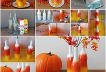 Fall craft ideas / by Carrisa Neal