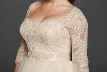 Curvy Wedding Dress