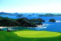 Golf View / Inspiring golf course views.