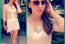 Street Style Fashion / by Park Lane Jewelry