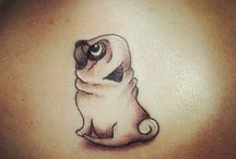 My favourite PUGS TATTOOES