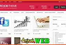Theme Wordpress Mirip Fiverr / Simak review dan uraian Theme Wordpress Mirip Fiverr. Anda bisa bikin web seperti fiverr sendiri lengkap dengan fitur membership dan fasilitas pembayarannya.