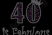 40ste verjaardag
